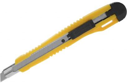 Lemmet 9mm gele breekmeshouder